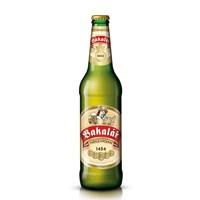 пиво Bakalar светлое  0,5 ст/бут