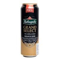 пиво Kalnapilis Grand Select 0,568 л ж/б NEW!!!