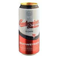 Budweiser Budvar 0.5 л ж/б темное