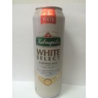 пиво Kalnapilis White Select 0,568 л ж/б NEW!!!