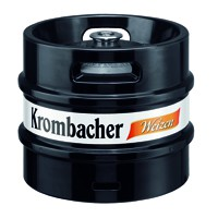 """пиво """"Krombacher"""" пшеничное , 30л ЦЕНА 68,40 ЕВРО"""
